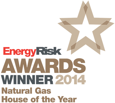Energy Risk Award Winners 2014
